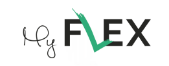 myflex logo yoop digital
